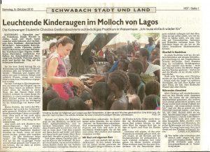Leuchtende Kinderaugen im Molloch von Lagos_1
