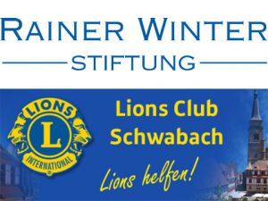 Lions und Rainer Winter Stiftung